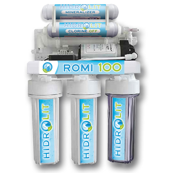 Sistema de osmosis inversa en per de 100gpd hidrolit - Filtros de osmosis inversa precios ...