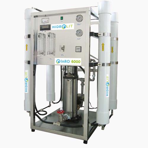 Planta purificadora de agua con osmosis inversa hidrolit - Agua de osmosis ...